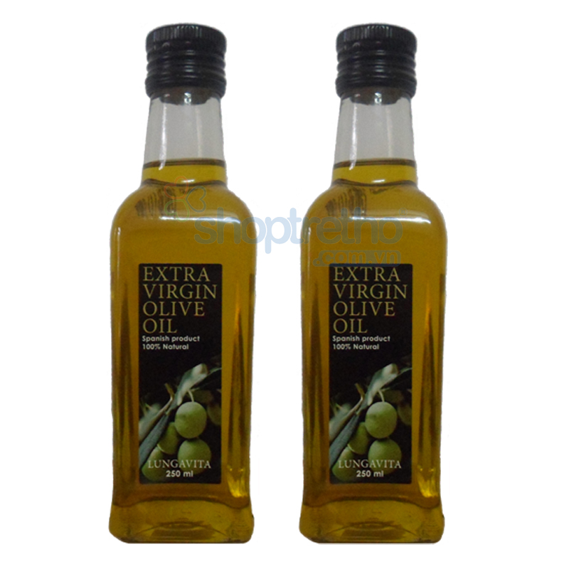 Dau oliu Extra Virgin Olive sieu nguyen chat 250ml