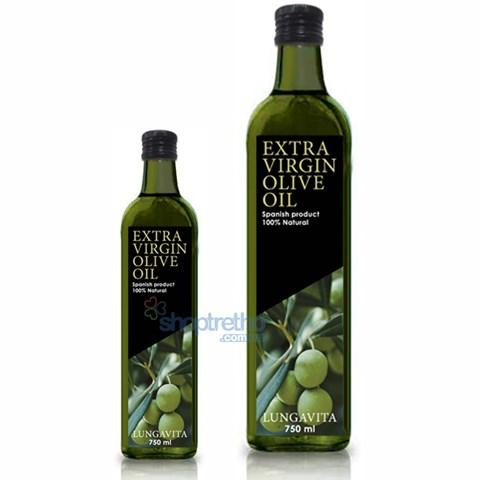 Dau oliu Extra Virgin Olive sieu nguyen chat 750ml