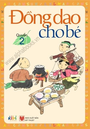 Bo sach Dong dao cho be