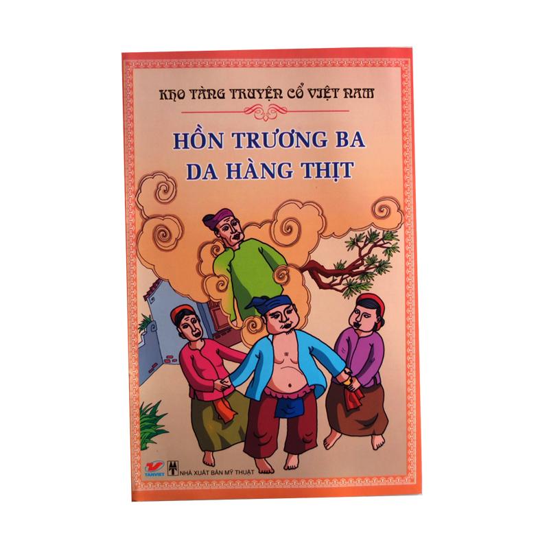 KHo tang truyen co tich Viet Nam - Hon Truong Ba da hang thit