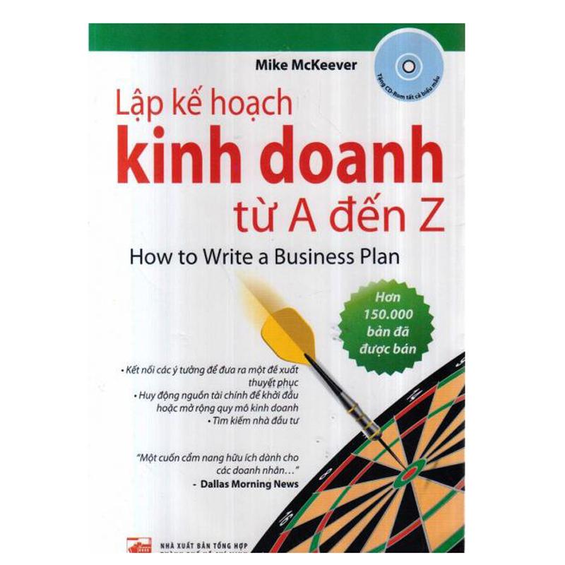 Lap ke hoach kinh doanh tu A den Z
