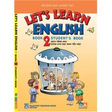 Sach thong minh Let's Learn English Student's Book Tap 2