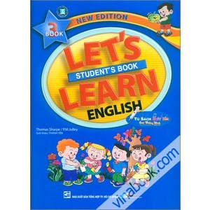 Sach thong minh Let's Learn English Student's Book Tap 3
