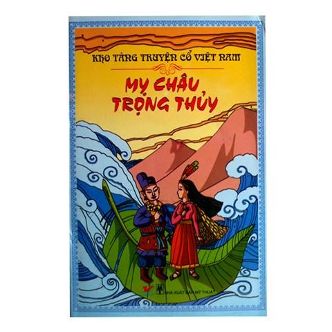 Kho Tang Truyen Co Tich Viet Nam - My Chau Trong Thuy