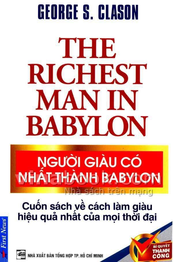 Nguoi giau co nhat thanh Babylon