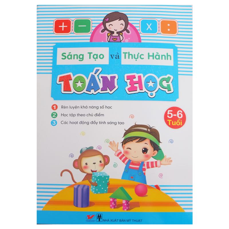 sang tao va thuc hanh toan hoc - Tap 3