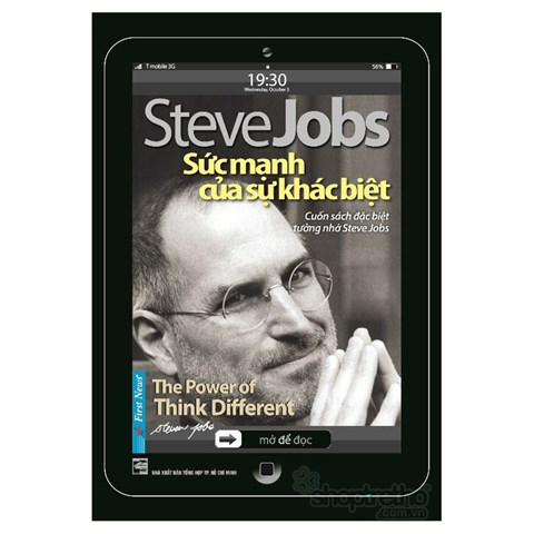 Steve Jobs - Suc manh cua su khac biet