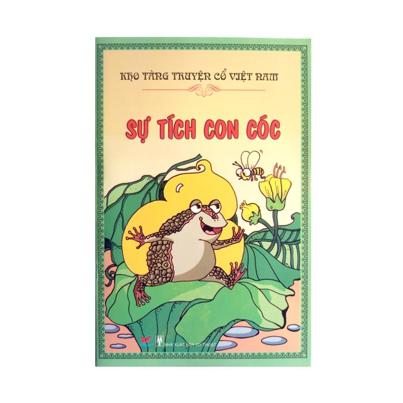 Kho Tang Truyen Co Tich Viet Nam - su tich con coc