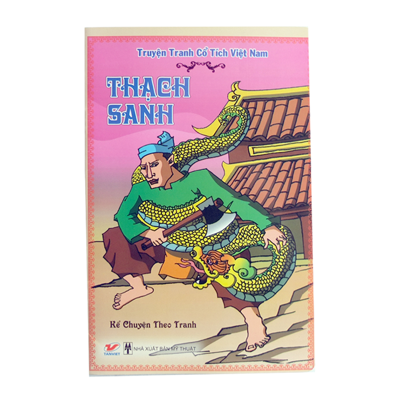 Truyen tranh co tich Viet Nam - Thach Sanh