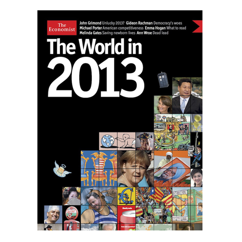 The gioi 2013 (The Economist)