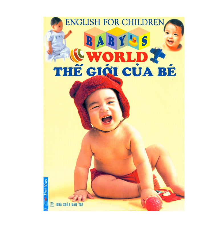 English for children - Baby's world - The gioi cua be
