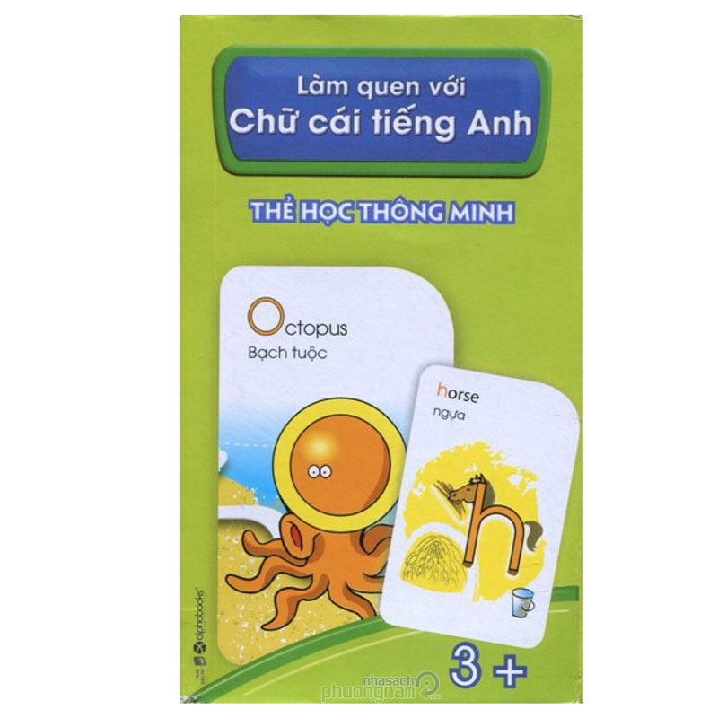 The hoc thong minh - Lam quen voi chu cai tieng Anh