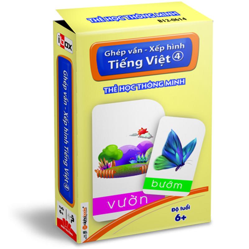 The hoc thong minh xep van tieng viet 4: