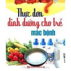 Thuc don dinh duong cho tre mac benh
