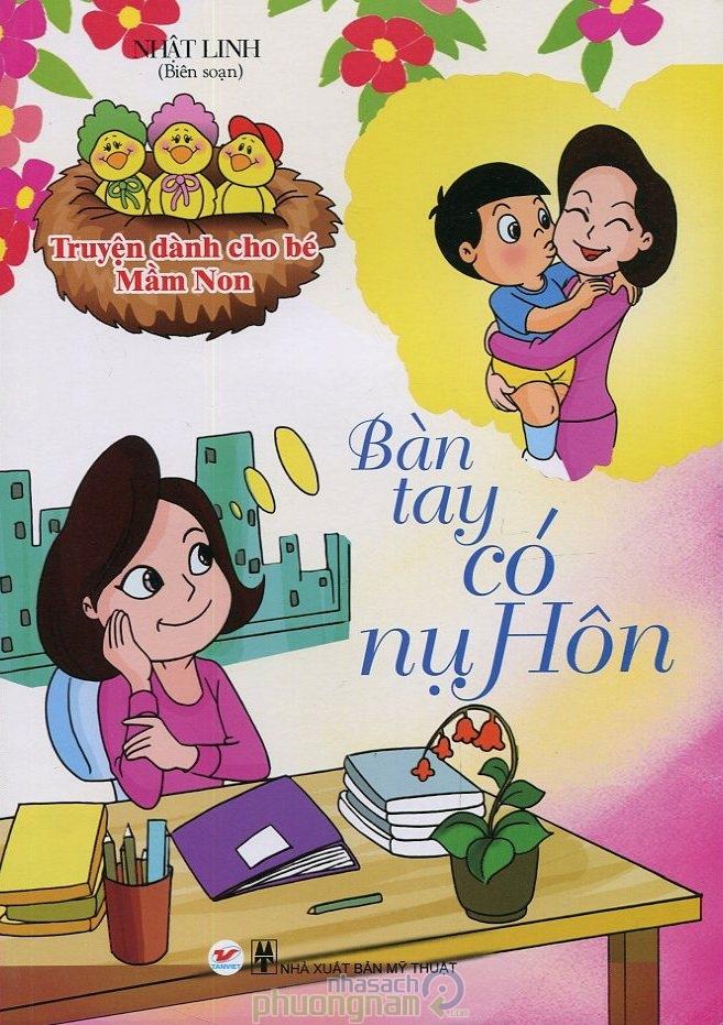 Truyen danh cho be Mam Non - Ban tay co nu Hon