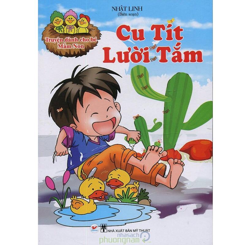 Truyen danh cho tre mam non - Cu Tit Luoi Tam