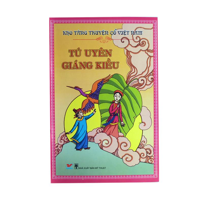 Kho Tang Truyen Co Tich Viet Nam - Tu Uyen giang kieu